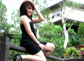 Jennica's Pre-Debut Photoshoot by Cassandra Sawali